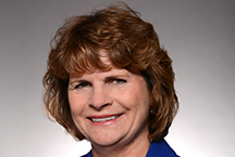 Headshot of Leigh Hutchins, MBA