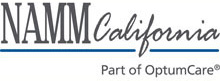 NAMM California logo